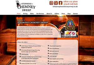 Stephens Chimney Sweep near Chelmsford, Essex