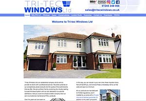 Tritec Windows by Chelmer Web Design
